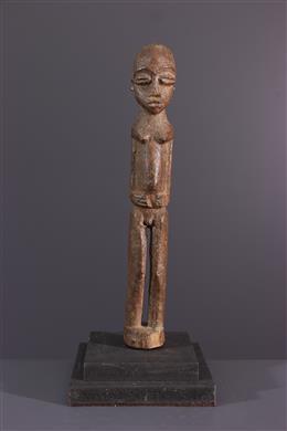 Tribal art - Lobe figurines