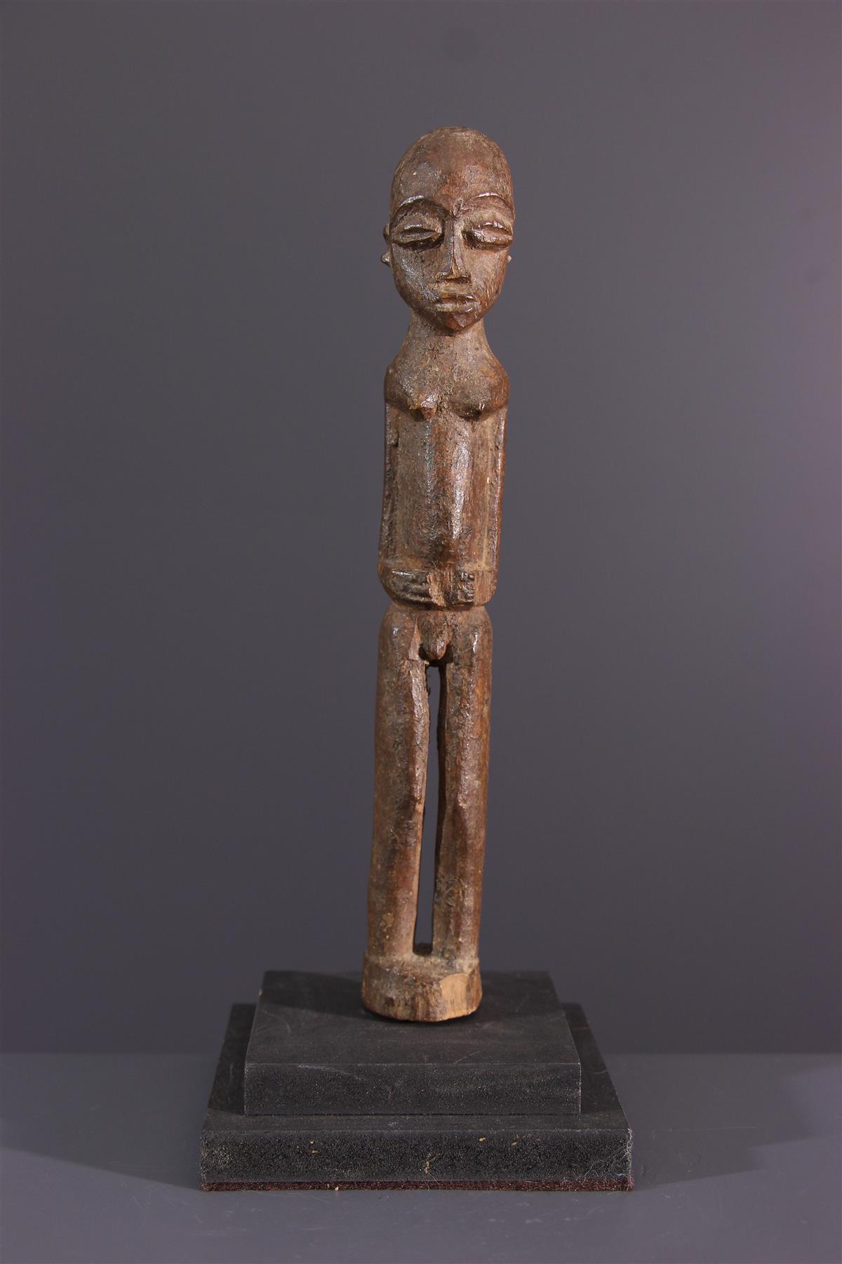 Lobe figurines - Tribal art