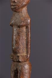 Statues africainesLobe figurines