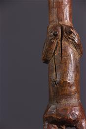FétichesYoruba statuette