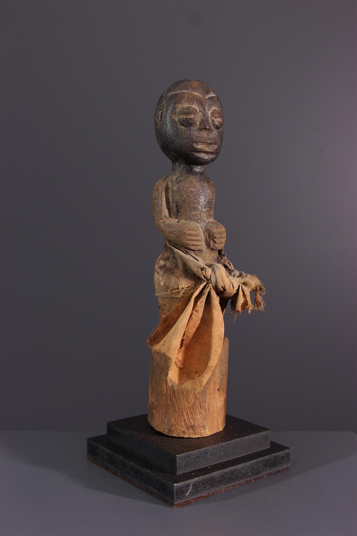 Voodoo Fetish - Tribal art