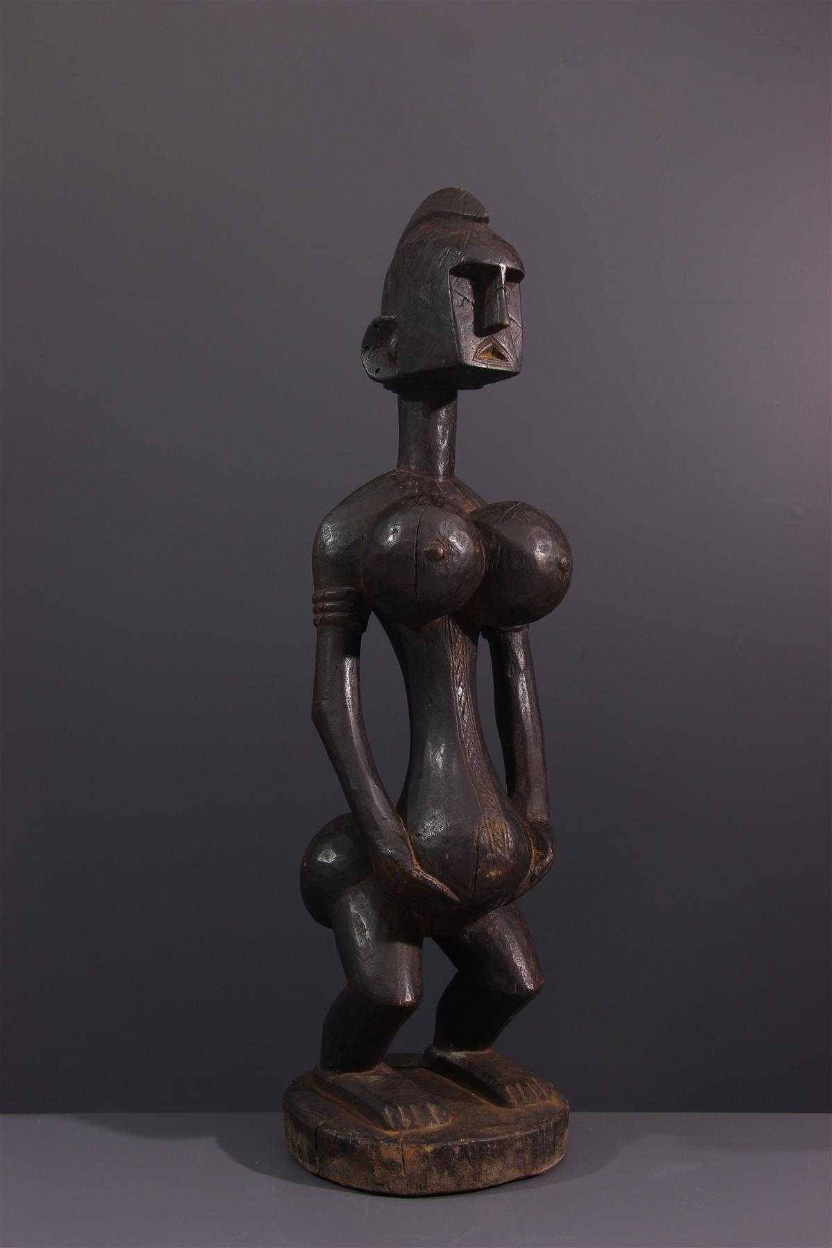 Bambara statue - Tribal art