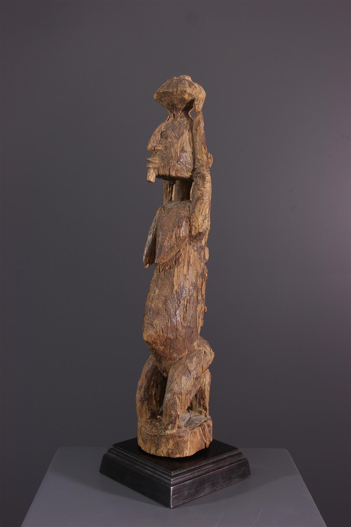 Dogon statue - Tribal art