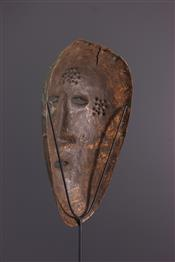 Masque africainDing mask