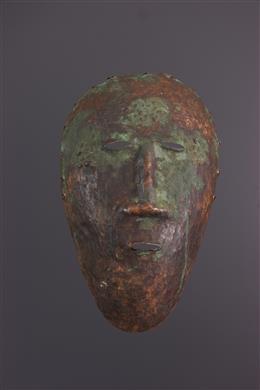 Tribal art - Mask Ngongo munune Ding, Dinga