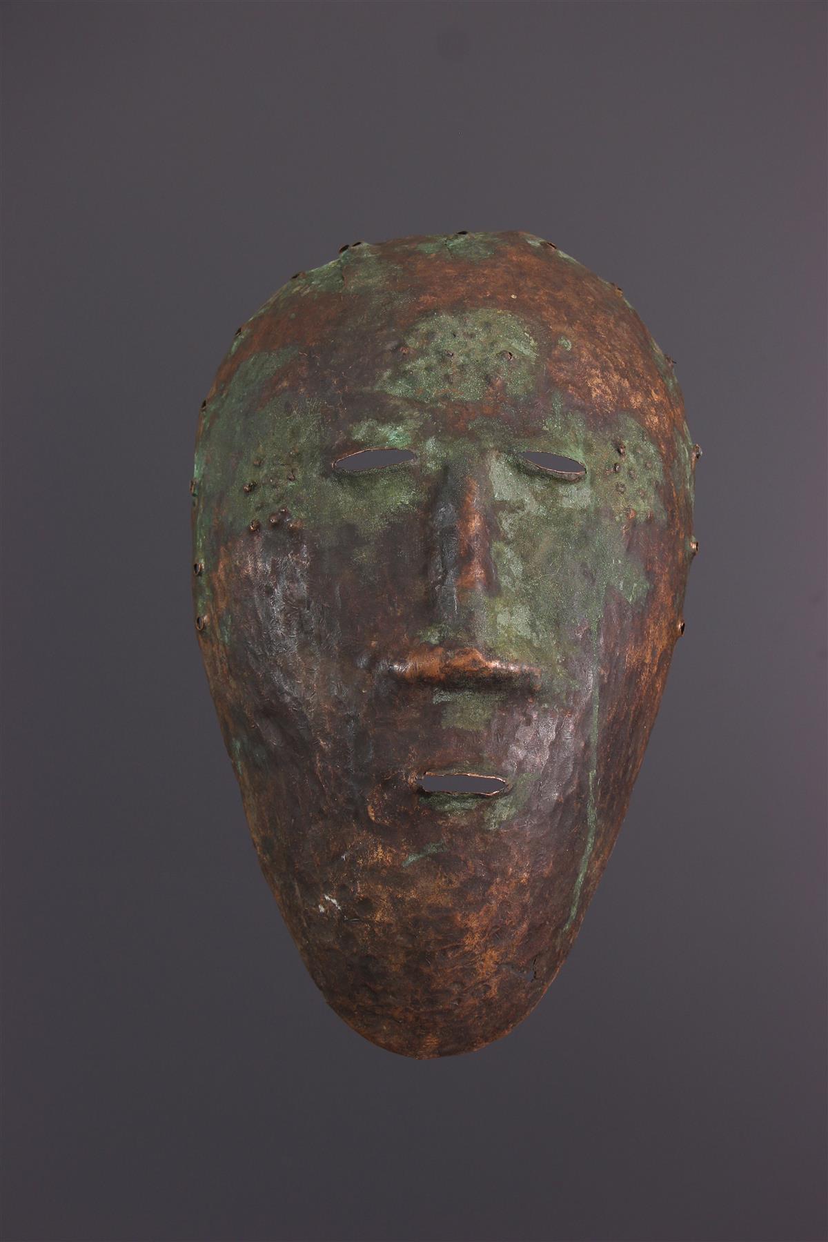 Ding mask - Tribal art