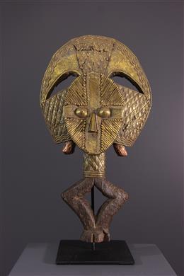 Figure of reliquary Kota Obamba