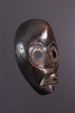 Tribal art - Dan Zapkei or Gunye ge mask