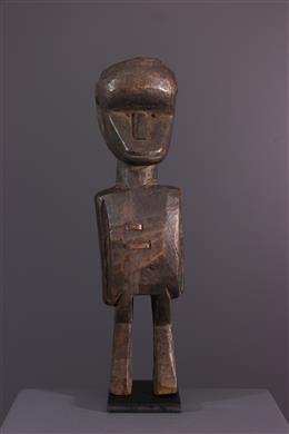 Tribal art - Figure simiesque Zande