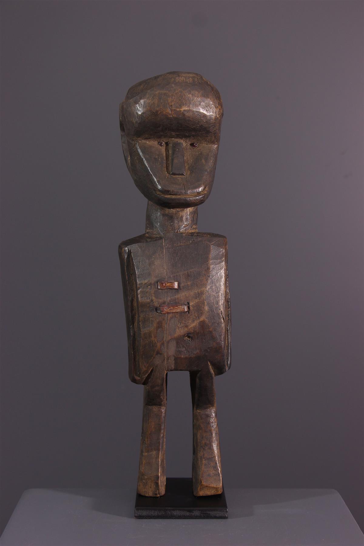 Zande figurines - Tribal art