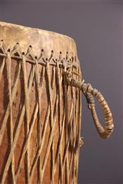 Instruments de musique, harpes, djembe Tam TamAfrican Tamtam