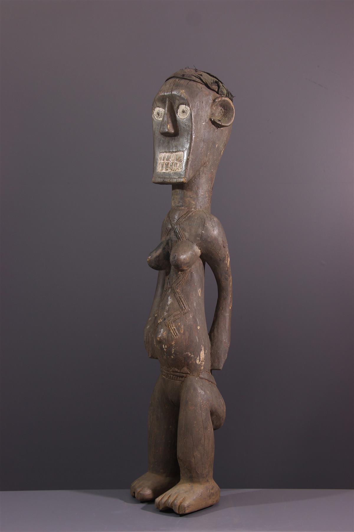 Bafo statue - Tribal art