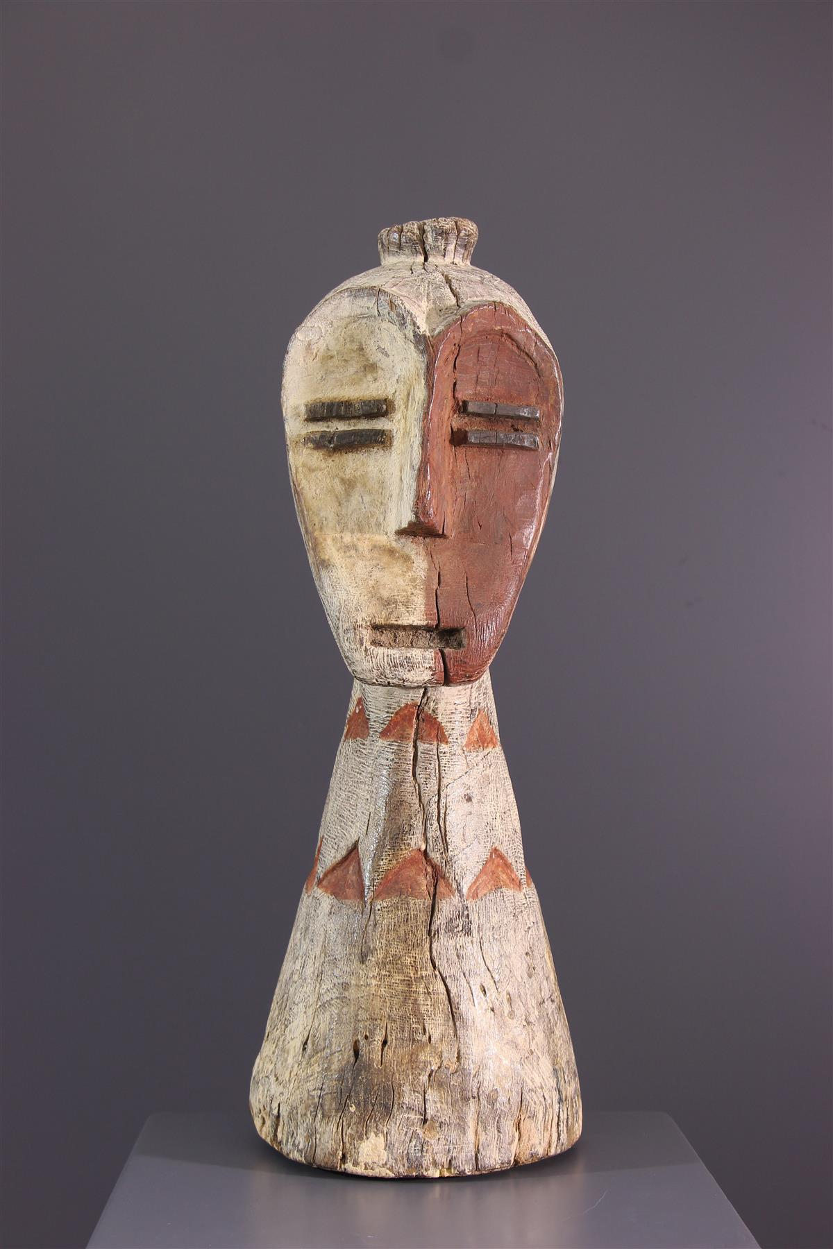 Statue Lengola - Tribal art
