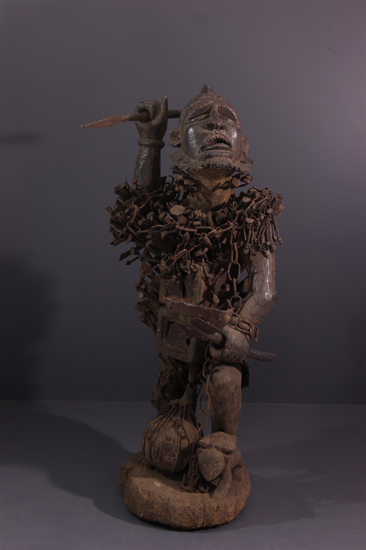 Kongo Fetish - Tribal art