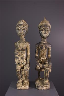 Couple of Baoule Waka sona Blolo bia