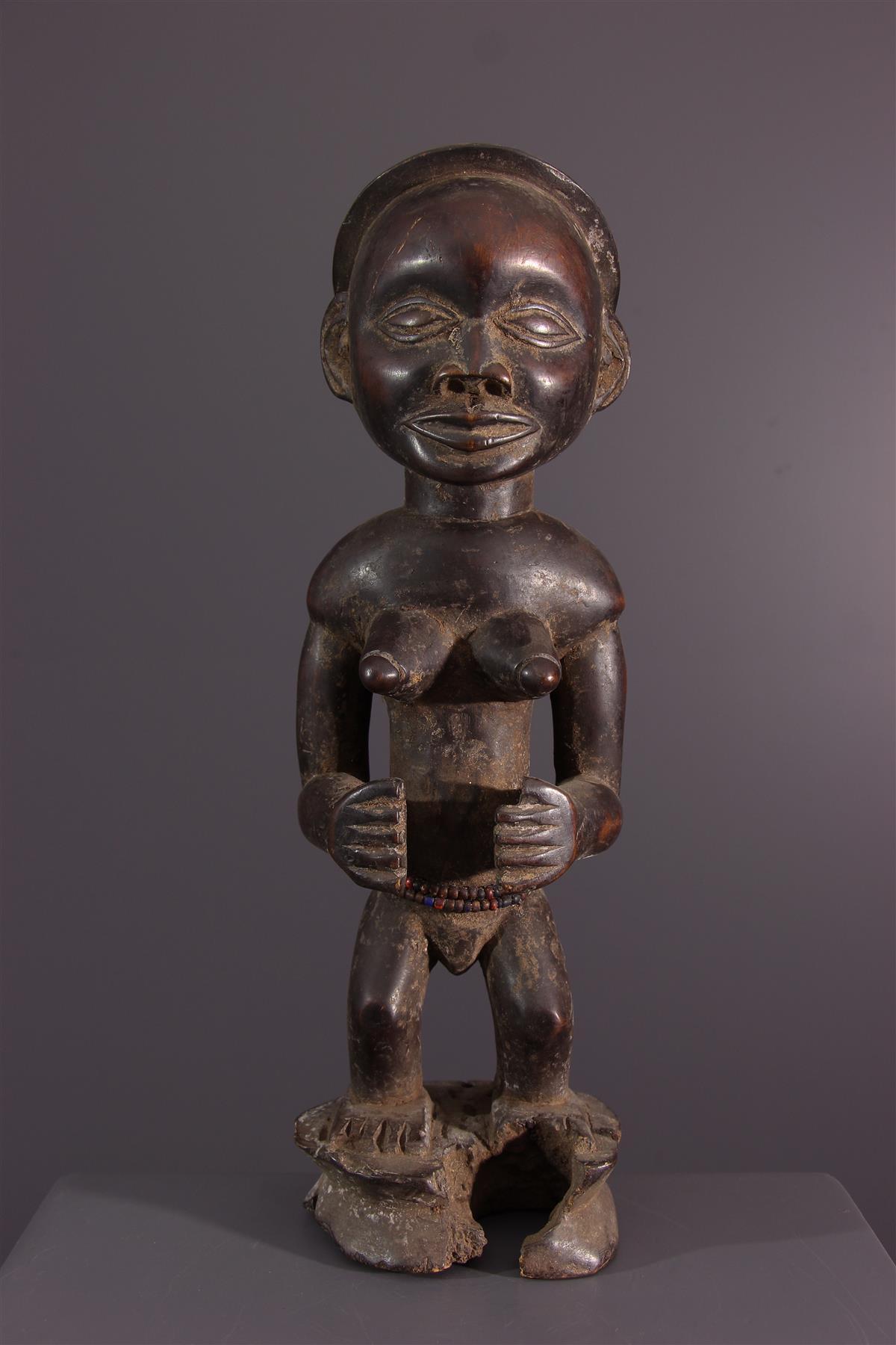 Tschokwe statue - Tribal art