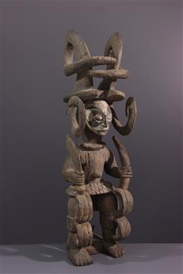 Tribal art - Statue Igbo Ikenga