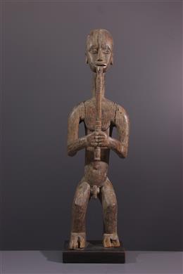 Male figure Idoma