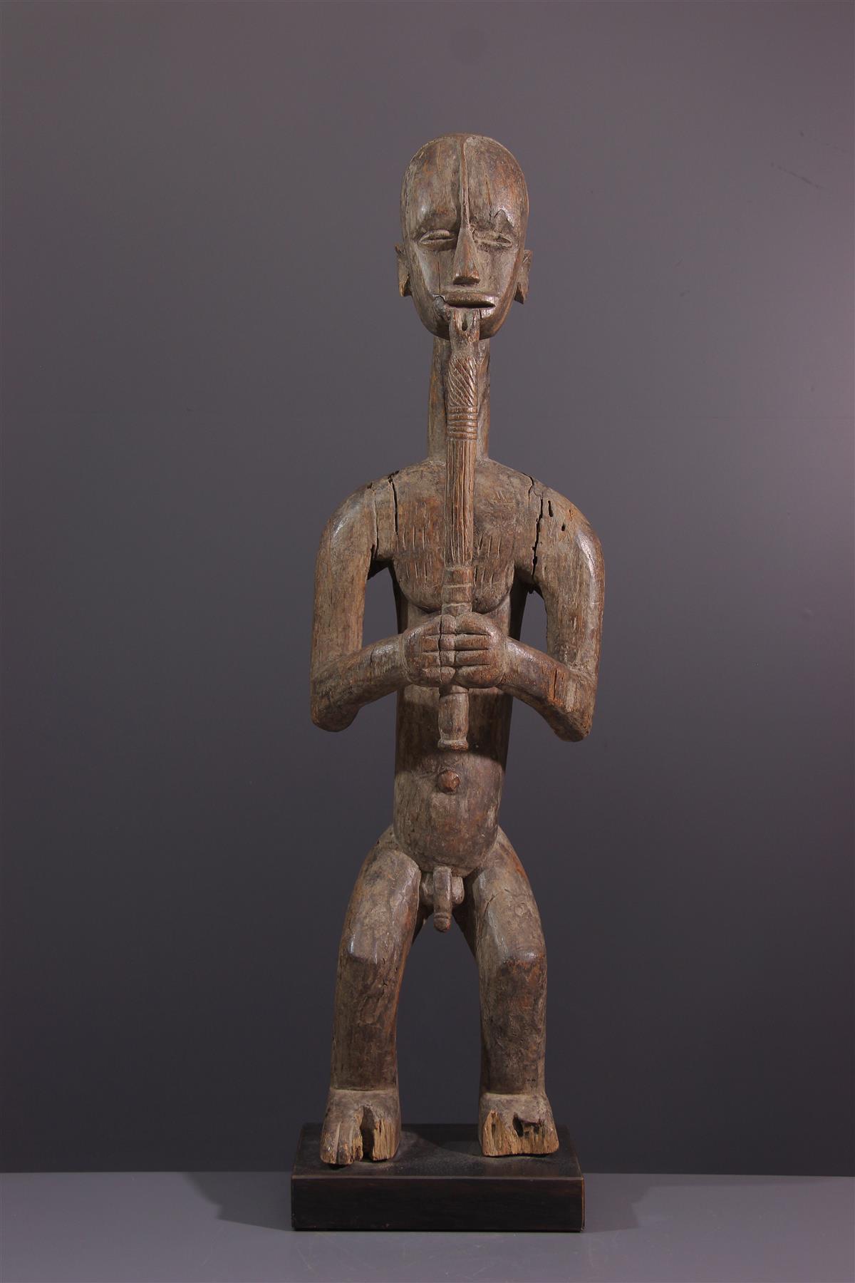 Idoma statue - Tribal art