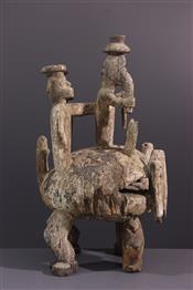 Statues africainesIgala Statue