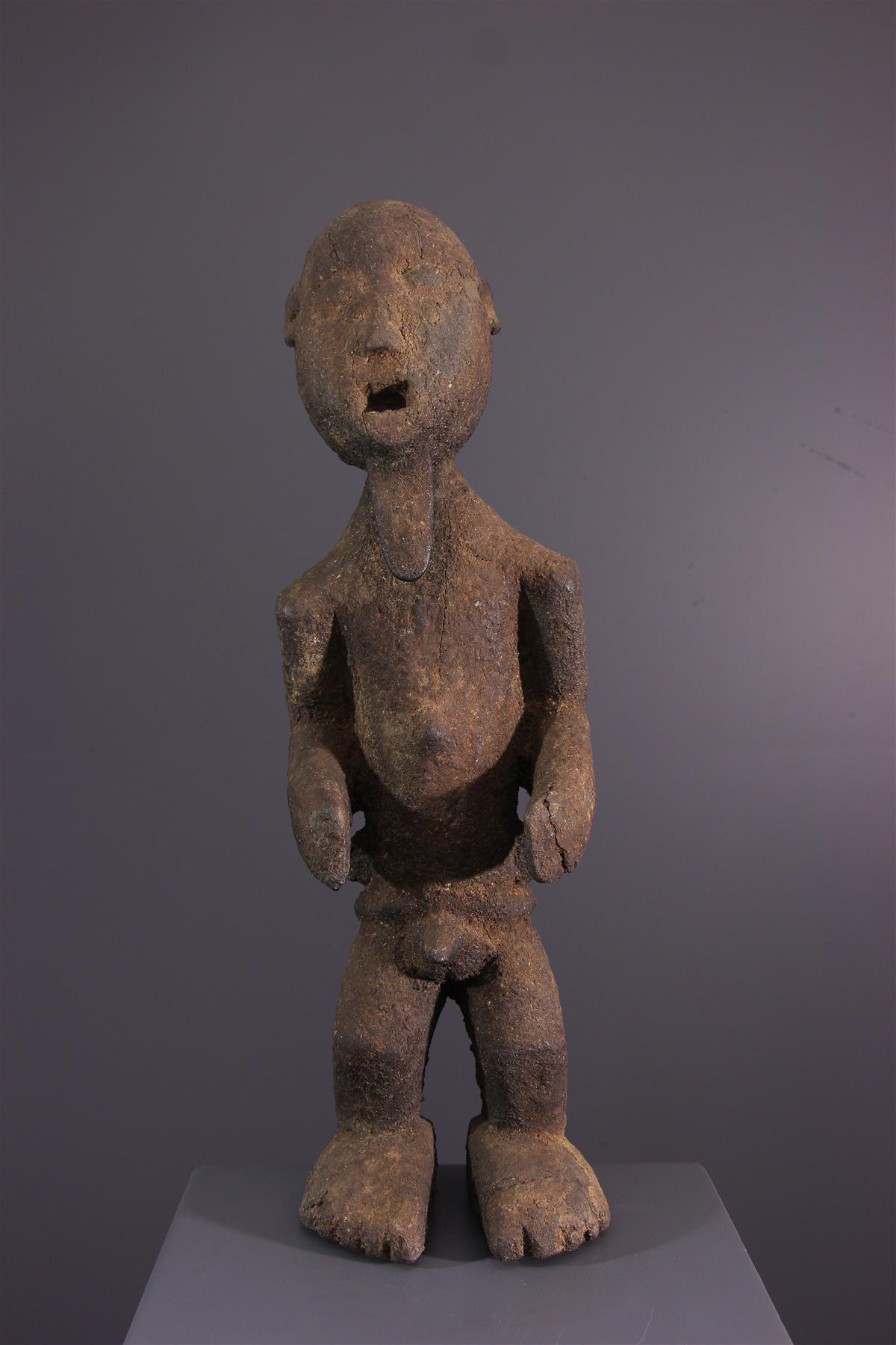Statue Kaka - Tribal art