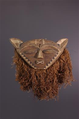 Tribal art - Pende Panya-ngombe Mask