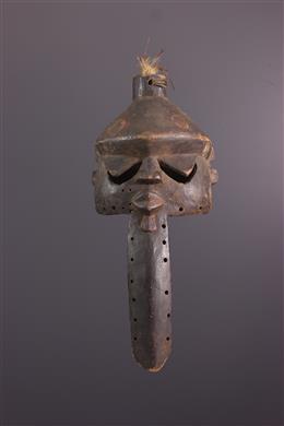 Tribal art - Large Pende Giwoyo Mask
