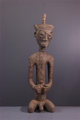 Tribal art - Statue of ancestor Ndengese Totshi