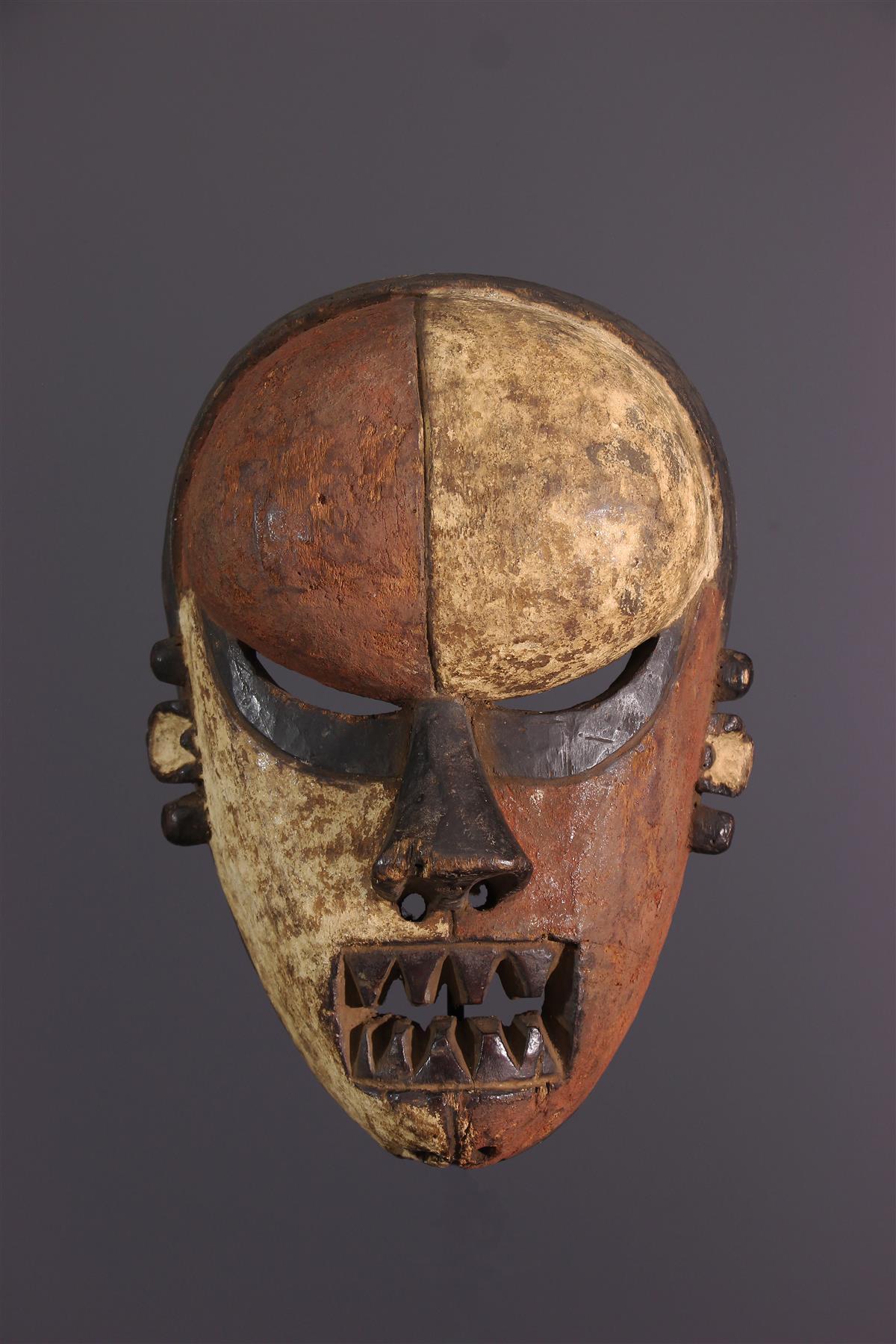 Salampasu Mask - Tribal art