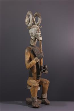 Tribal art - Statue Igbo Ikenga