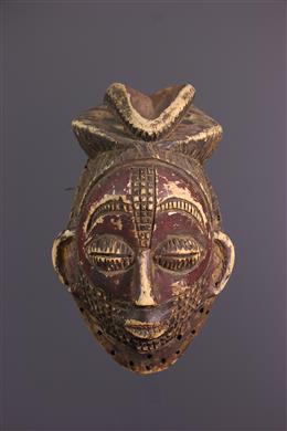 Mask Punu or Tsengi Ikwara
