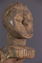Masque africainStatue Eket