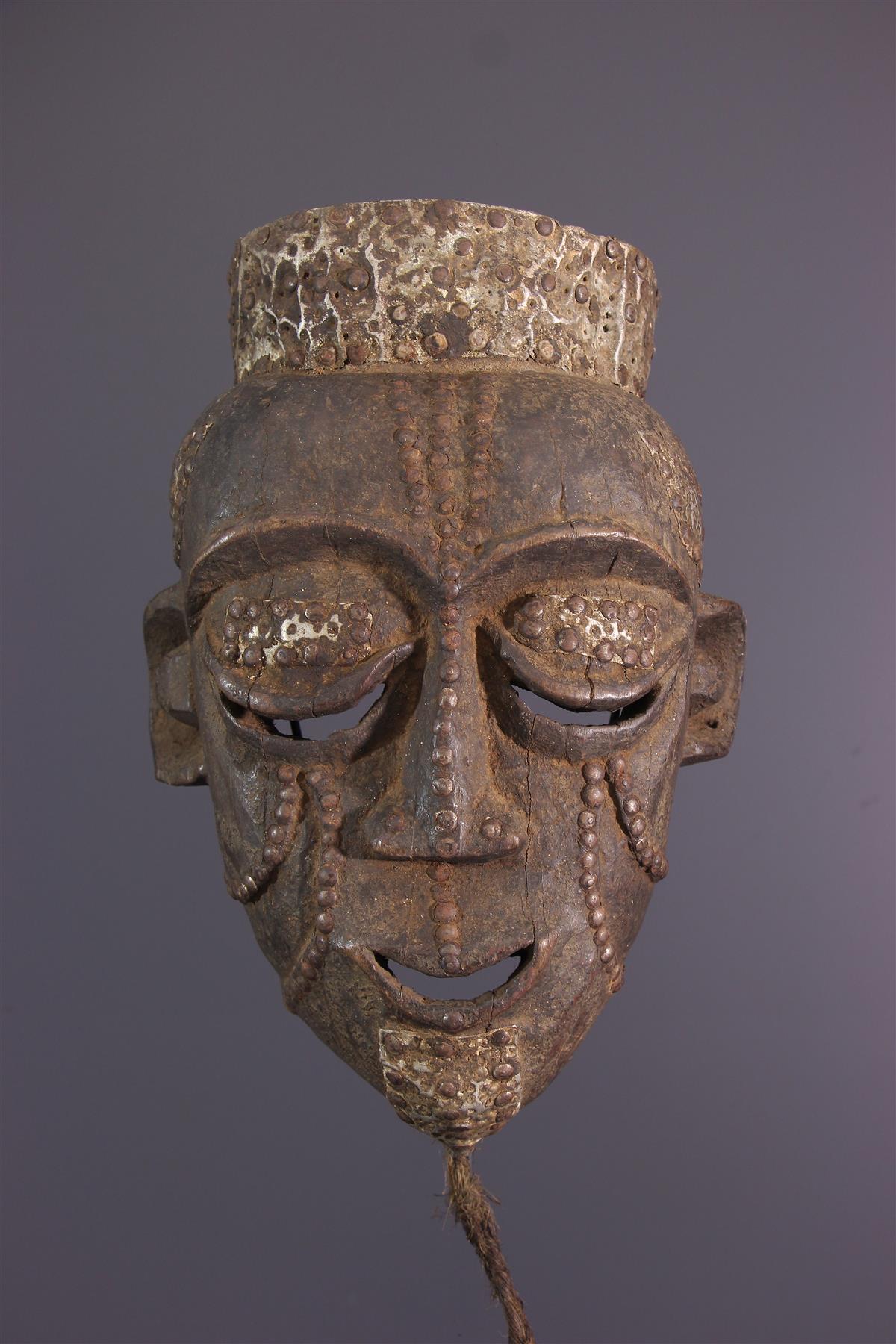 Pende Mask - Tribal art