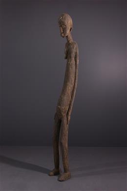 Tribal art - Lobi altar figure