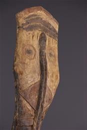 Masque africainSnake Baga