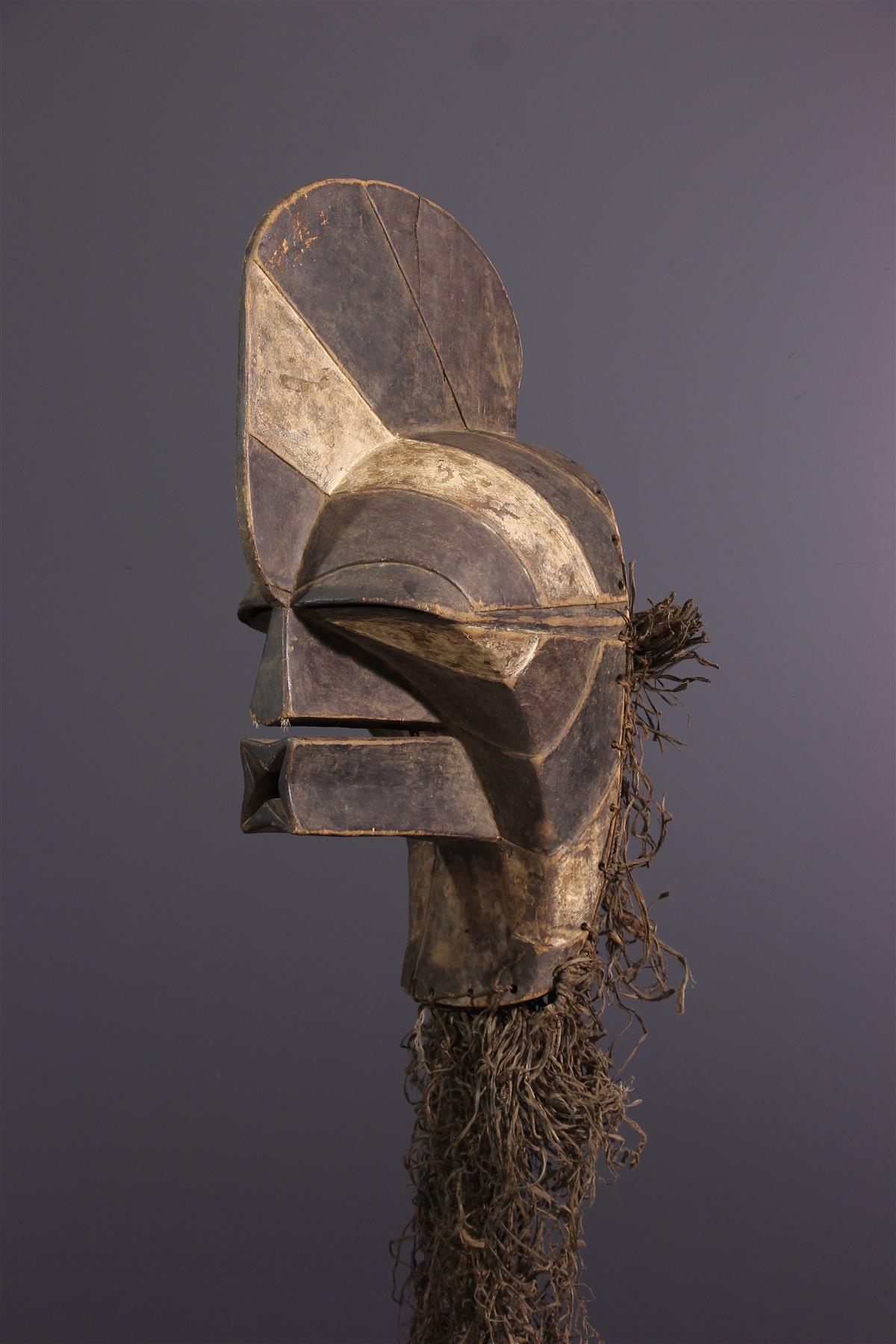 Songye Mask - Tribal art