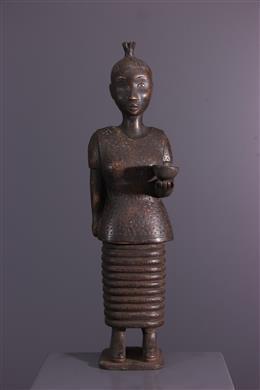 Statuette Temne