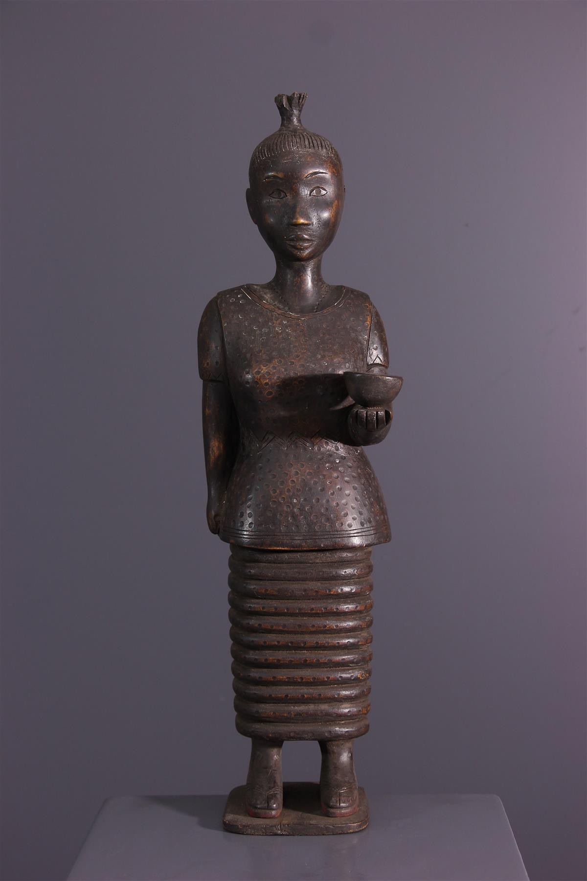 Statue Temne - Tribal art