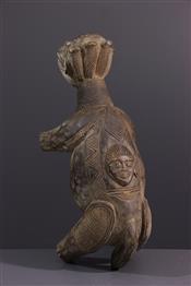 Statues africainesBassa statue