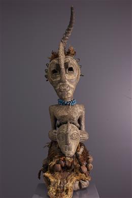Tribal art - Songye Nkishi Fetish