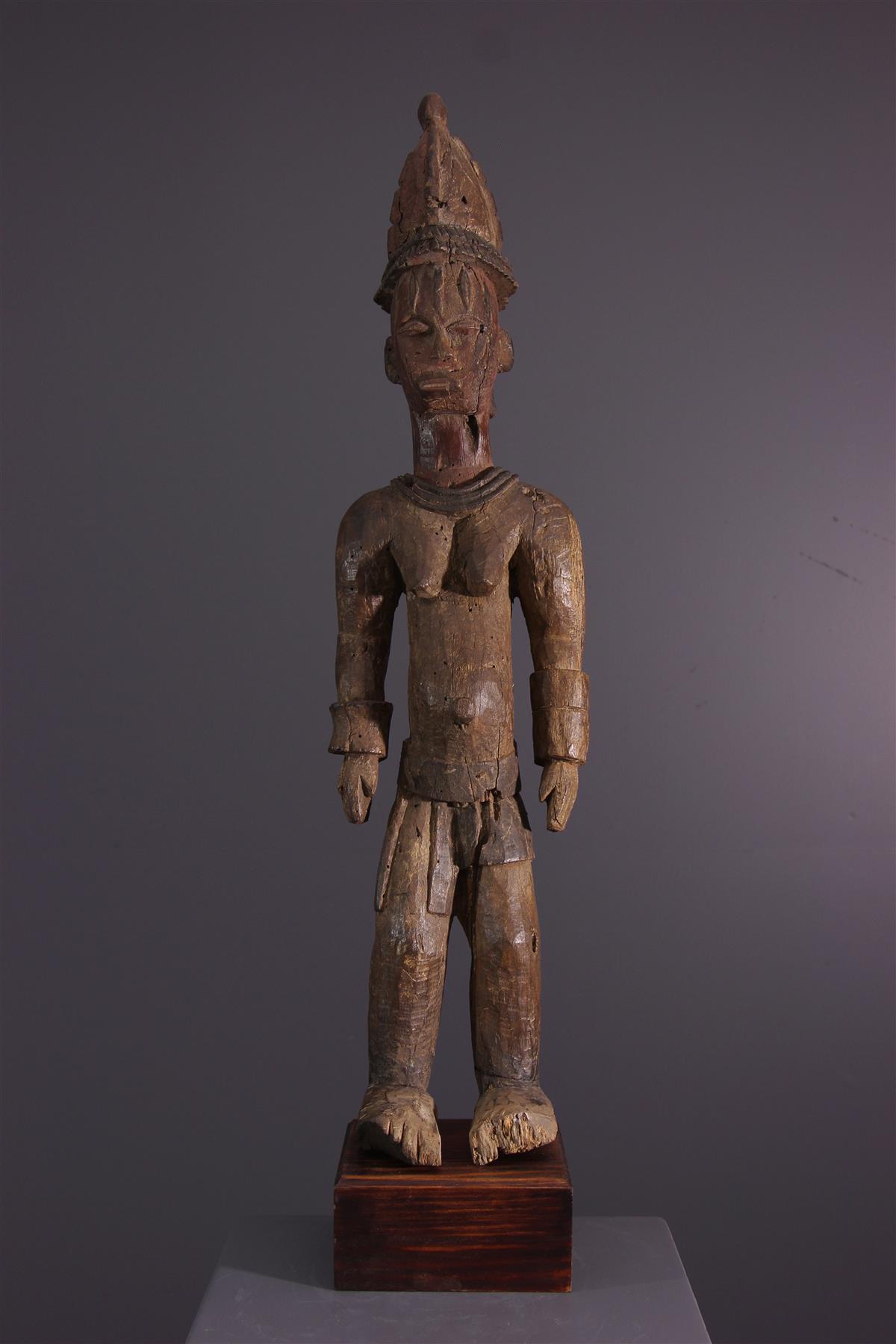 Urhobo Statue - Tribal art