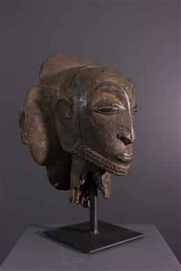 Tribal art - Ancestor head Hemba Singiti