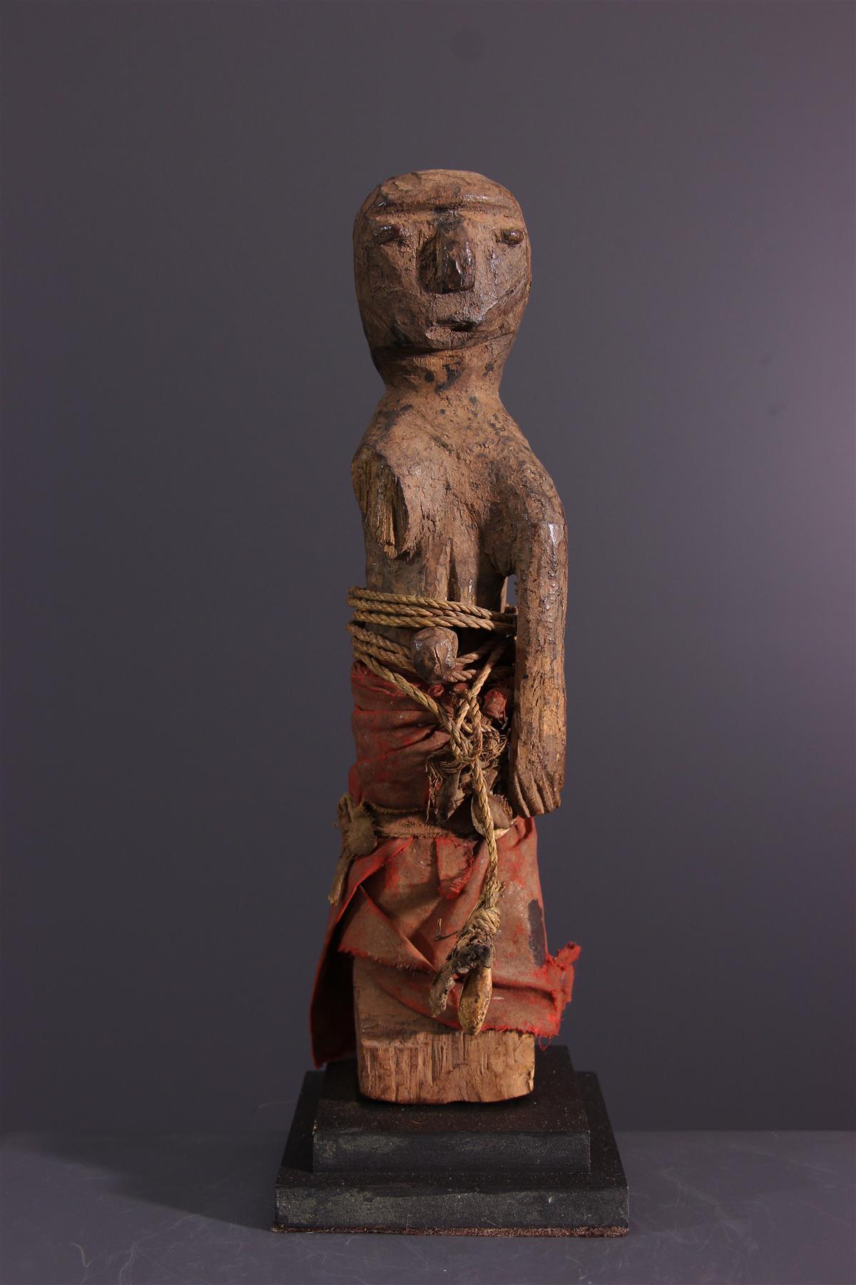 Fon figure - Tribal art