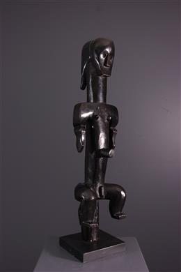 Tribal art - Eyema Byeri Fang Reliquary Guardian Statue