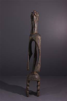 Tribal art - Mumuye tutelary figure