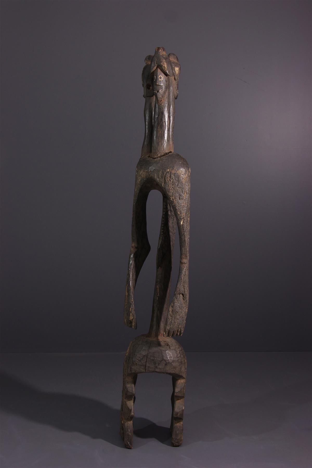 Statue Mumuye - Tribal art