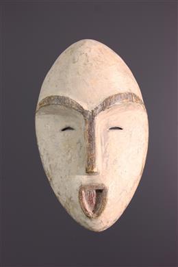 Tribal art - Ngils Fang Mask