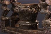 Instruments de musique, harpes, djembe Tam TamBaule drum