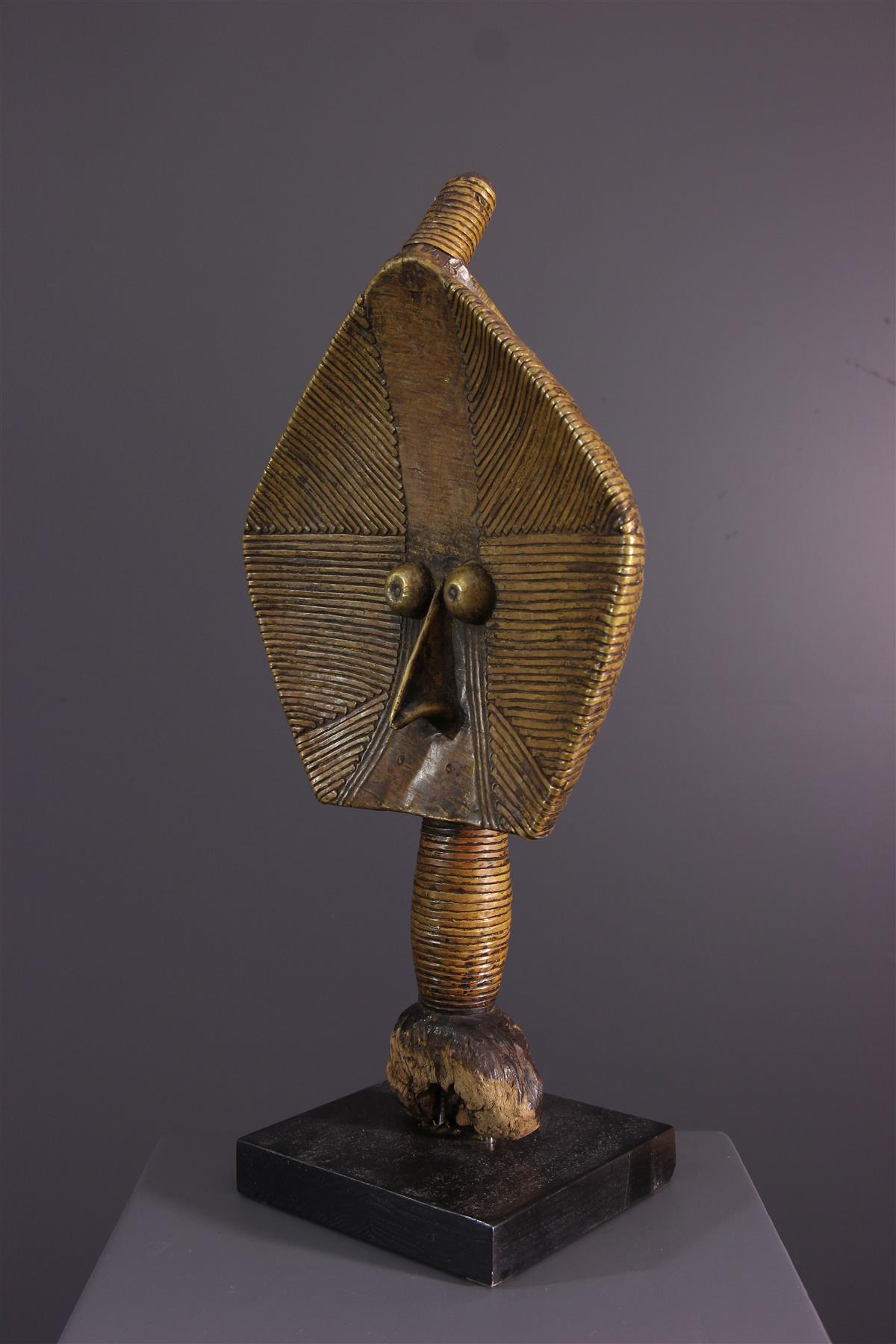 Kota Reliquary - Tribal art