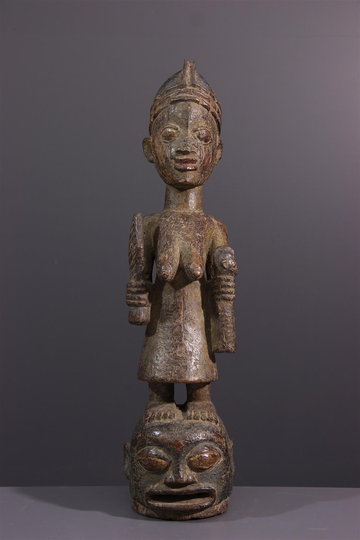Epa mask - Tribal art
